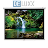 (4:3) DELUXX Advanced SlowMo Rolloleinwand 171 x 128 cm